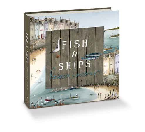 Fish and Ships (Open Book) by Rebecca Lardner - Book